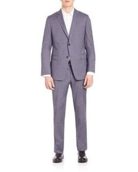 Z Zegna Tropical Wool Suit