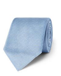 Hugo Boss 75cm Woven Silk Tie