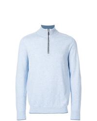 N.Peal Carnaby Half Zip Sweater