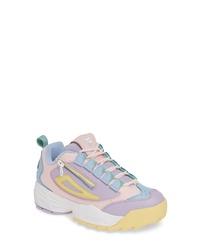 Fila Disruptor 3 Colorblock Zip Sneaker