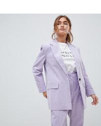 Asos Petite Asos Design Petite Cord Tailored Blazer