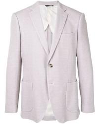 D'urban Long Sleeve Knit Detail Blazer