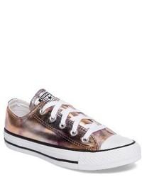 Converse Chuck Taylor Seasonal Metallic Ox Low Top Sneaker