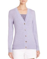 Light violet cardigan original 10273811