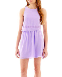 jcpenney Decree Sleeveless Popover Dress