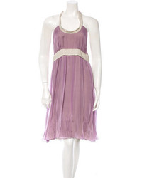 Vera Wang Lavender Label Silk Dress W Tags