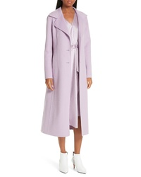 Lewit Double Face Wool Cashmere Coat