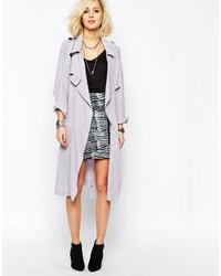 Religion Oversized Drapey Duster Coat