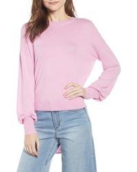 Chelsea28 Tie Back Pullover