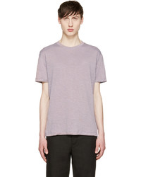 Fanmail Purple Hemp T Shirt