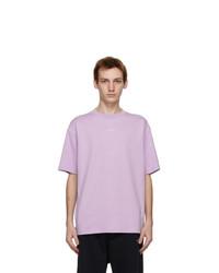 Drôle De Monsieur Purple Nfpm T Shirt