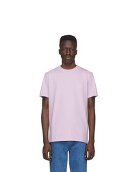 A.P.C. Purple Raymond T Shirt