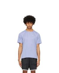 Nike Purple Rise 365 T Shirt