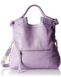 Light Violet Crossbody Bag
