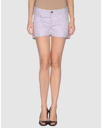 Uniform Denim Shorts