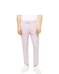 Topman Dax Super Skinny Fit Suit Trousers