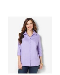 Light violet dress shirt original 10030748