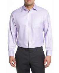 Nordstrom Men's Shop Classic Fit Microgrid Dress Shirt
