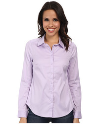 NYDJ Fit Solution Button Front Shirt