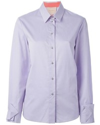 Roksanda folded cuff shirt medium 425501