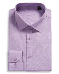 English Laundry Slim Fit Solid Dress Shirt