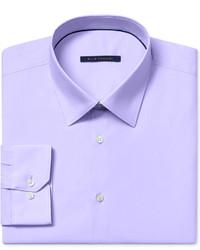 Elie Tahari Solid Dress Shirt
