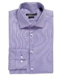 John Varvatos Star Usa Slim Fit Solid Stretch Dress Shirt