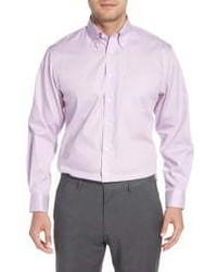 Nordstrom Men's Shop Traditional Fit Non Iron Dress Shirt
