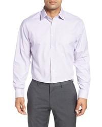Nordstrom Men's Shop Traditional Fit Non Iron Stripe Dress Shirt