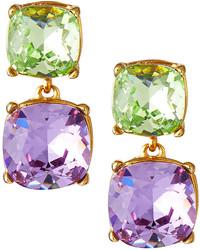Light Violet Earrings