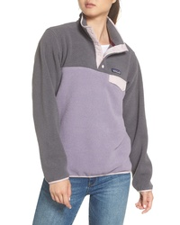 Patagonia Synchilla Snap T Fleece Pullover