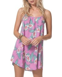 Rip Curl Hot Shot Floral Cover Up Dress