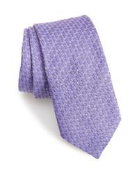 Eton Pattern Cotton Silk Tie