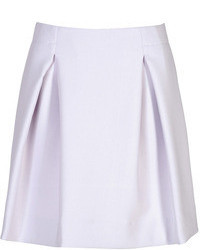 Jil Sander Cotton Blend A Line Skirt