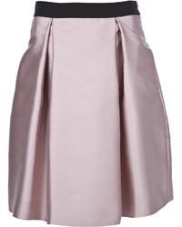 P.A.R.O.S.H. Jasmine Pleated Skirt