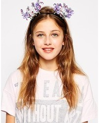 Light Violet Headband
