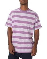 Zanerobe Boxy Fit Stripe T Shirt