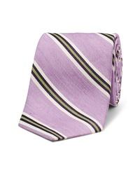 Bonobos La Playa Stripe Linen Silk Tie