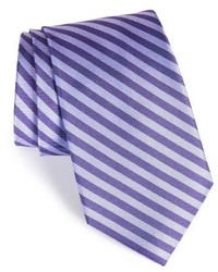 Nordstrom Shop 5050 Stripe Silk Tie