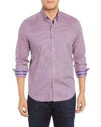 Robert Graham Logans Circle Tailored Fit Sport Shirt