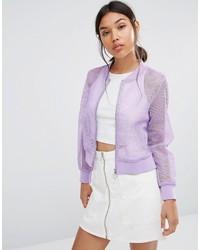Light violet jacket original 7993094