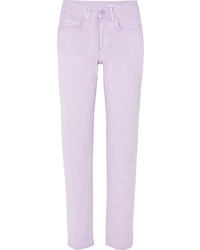 PushBUTTON Mid Rise Straight Leg Jeans