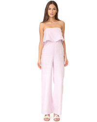 Light Violet Jumpsuit