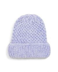 Topshop Chenille Beanie Hat
