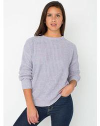 American Apparel Unisex Fishermans Pullover