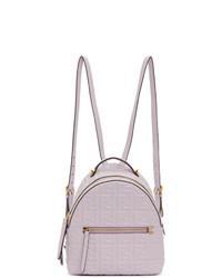 Fendi Purple Mini Forever Backpack