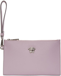 Pink small medusa zip pouch medium 817838