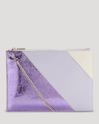 Whistles Rivington Clutch 100%