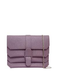 Senreve Mimosa Textured Leather Crossbody Bag