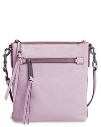 Marc Jacobs Recruit Northsouth Leather Crossbody Bag